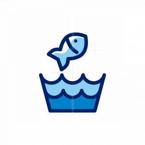King Fish Logo
