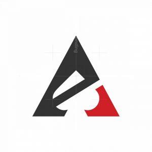 Letter A Casino Logo