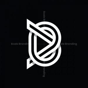 B Monogram Logo