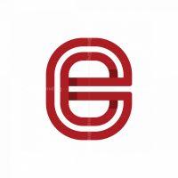Letter C Or Co Oc Logo