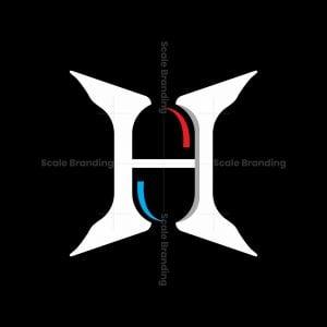 Letter H Capsule Logo