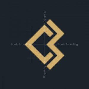 Letter Cb Bc Logo