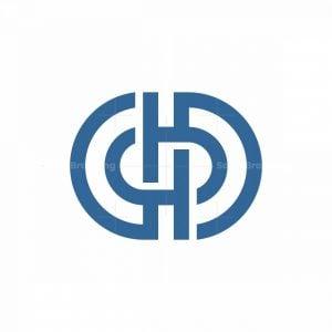 Letter Cd Monogram Logo