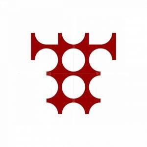 Letter T Monogram Logo