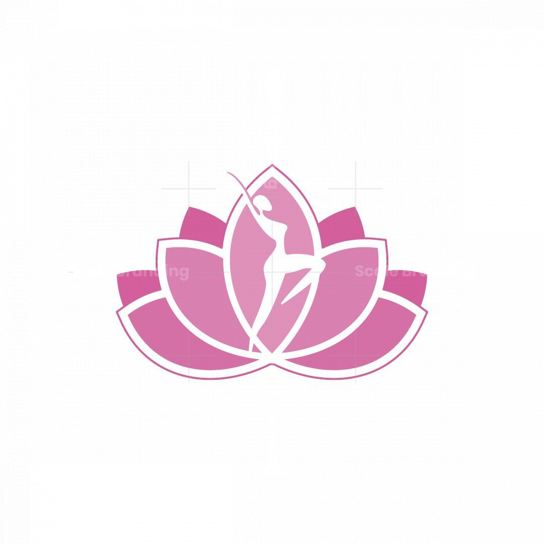 Lotus Girl Logo
