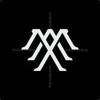Luxury Ma Monogram Letter Logo