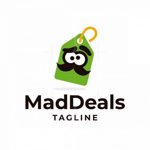 Mad Deals Logo