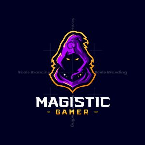 Magistic Gamer Logo