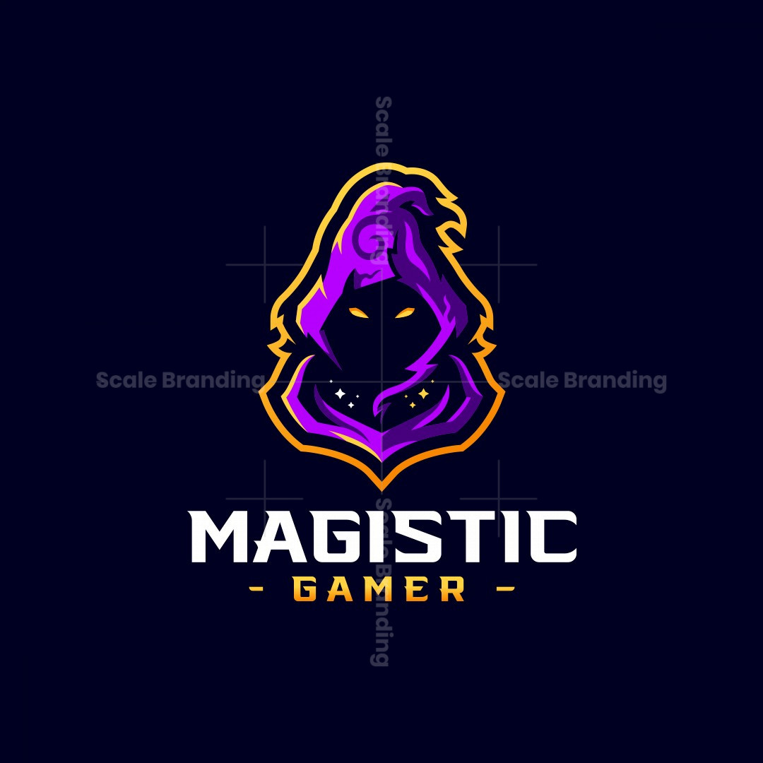 Magistic Gamer Logo