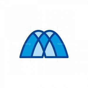 Media Net Letter M Logo
