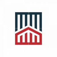 Minimalist Architecture Logo