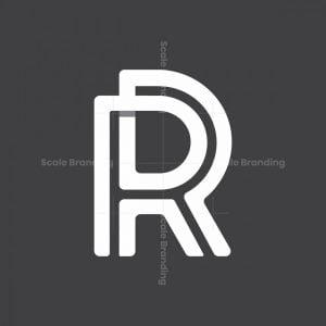 Minimalist Monogram Pr Logo