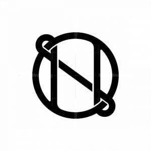 Minimalist N Logo