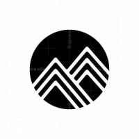 Mountain Round Logo