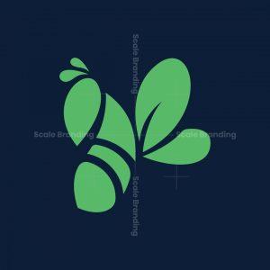 Natural Bee Logo