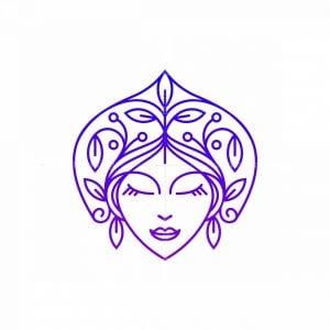 Nature Woman Logo