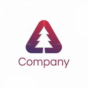 Triangle Pine Logo