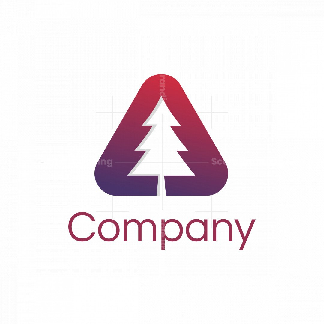 Triangle Pine Logo