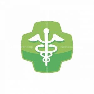 Pharma Shop Logo