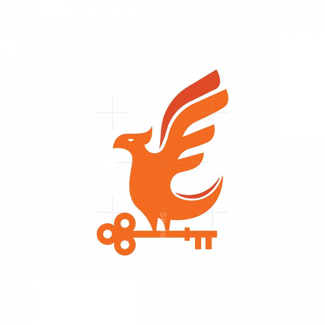 Phoenix Key Logo