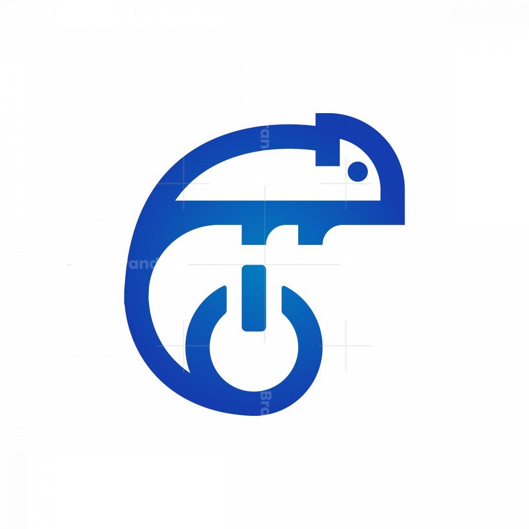 Power Chameleon Logo