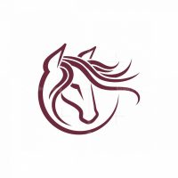 Pretty Horse Logo