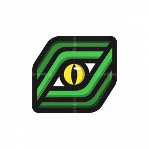 Reptile Eye Logo