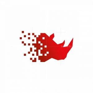 Rhino Pixel Logo