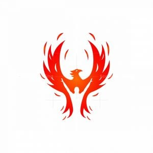 Rising Phoenix Logo