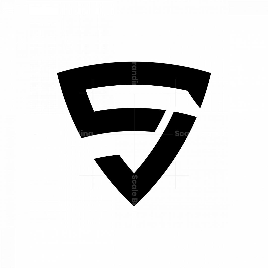 Sv Monogram Logo
