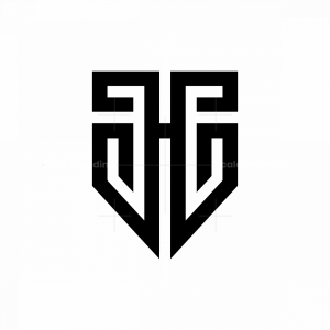 Ghg Shield Monogram Logo