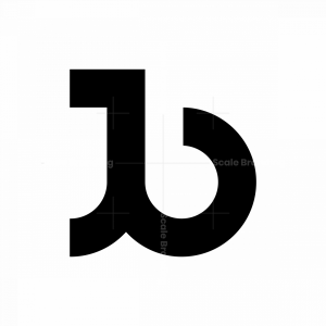 Jb Monogram Logo Design