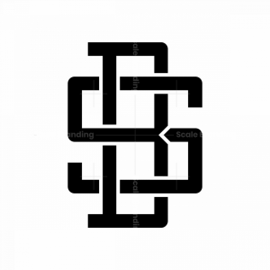 Bs / Ds Monogram Logo
