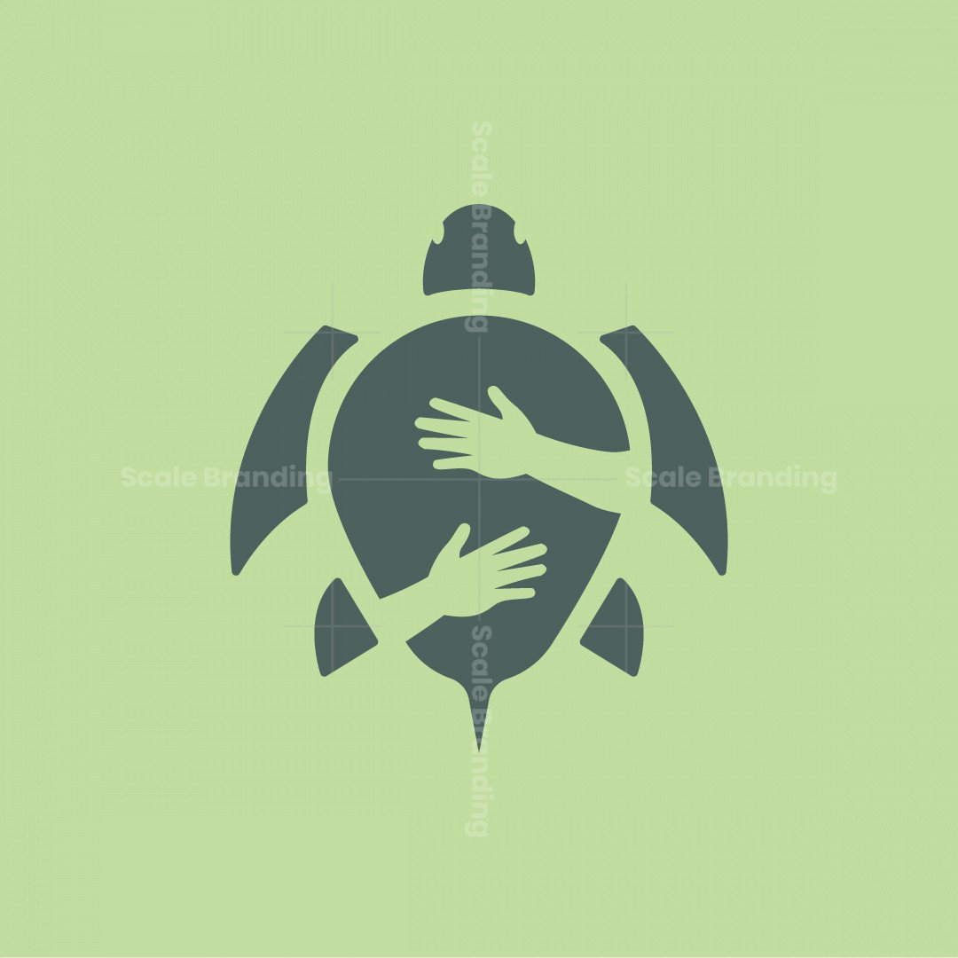 Save Turtle Logo