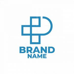 Logo Medical Letter P