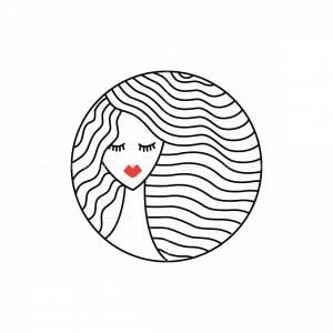 Beautiful Women Logo