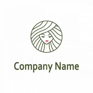 Women Outline Logo