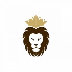 Crown Lion Logo