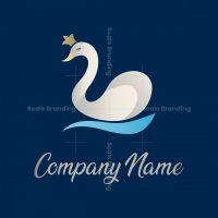 Swan Crown Logo