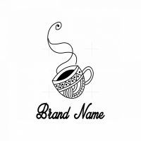 Coffee/tea Logo