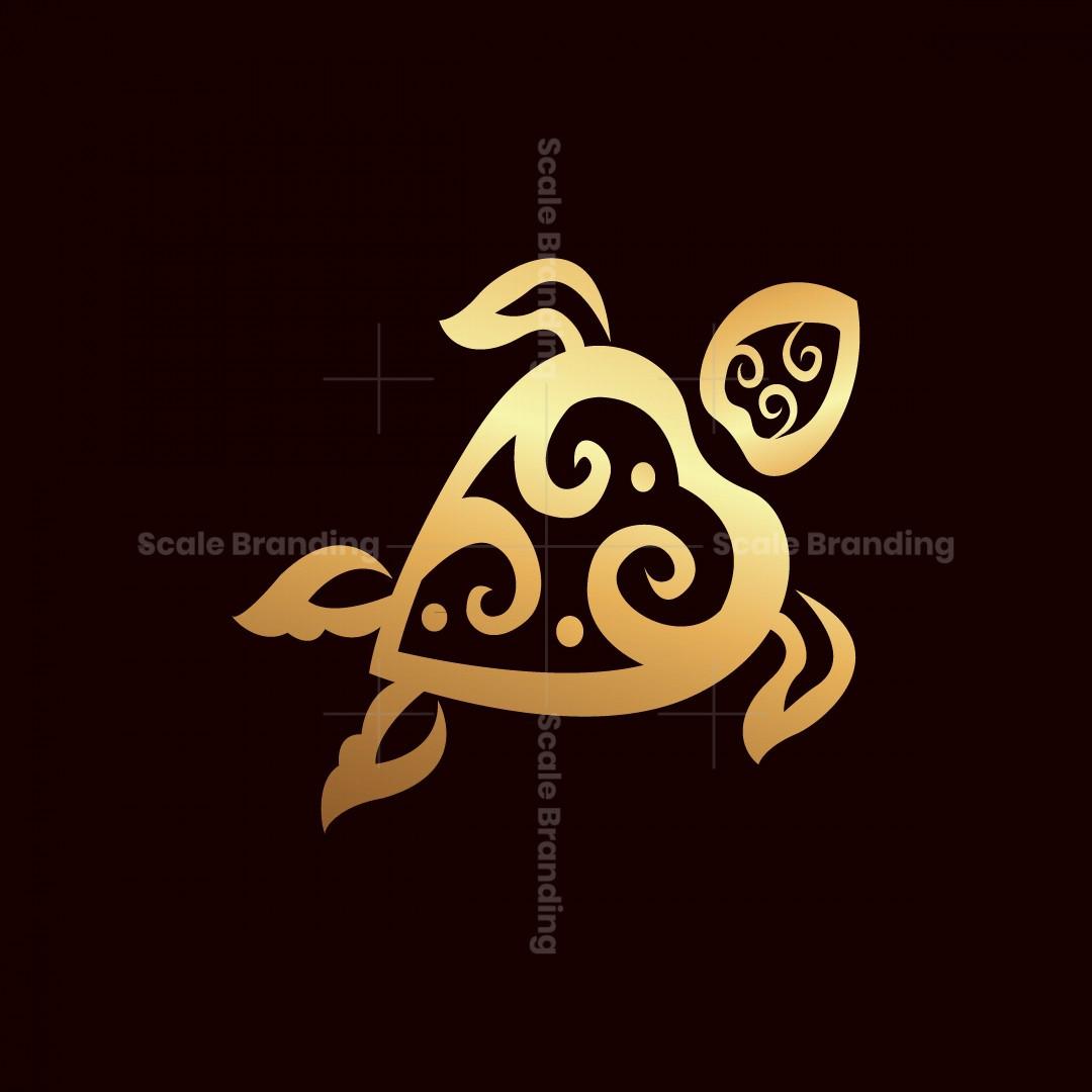 Golden Tortoise Logo