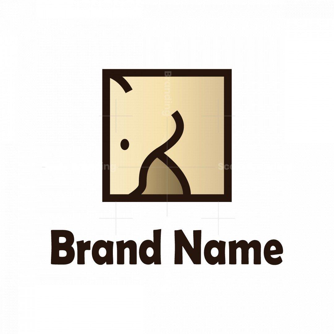 Square Horse Logo