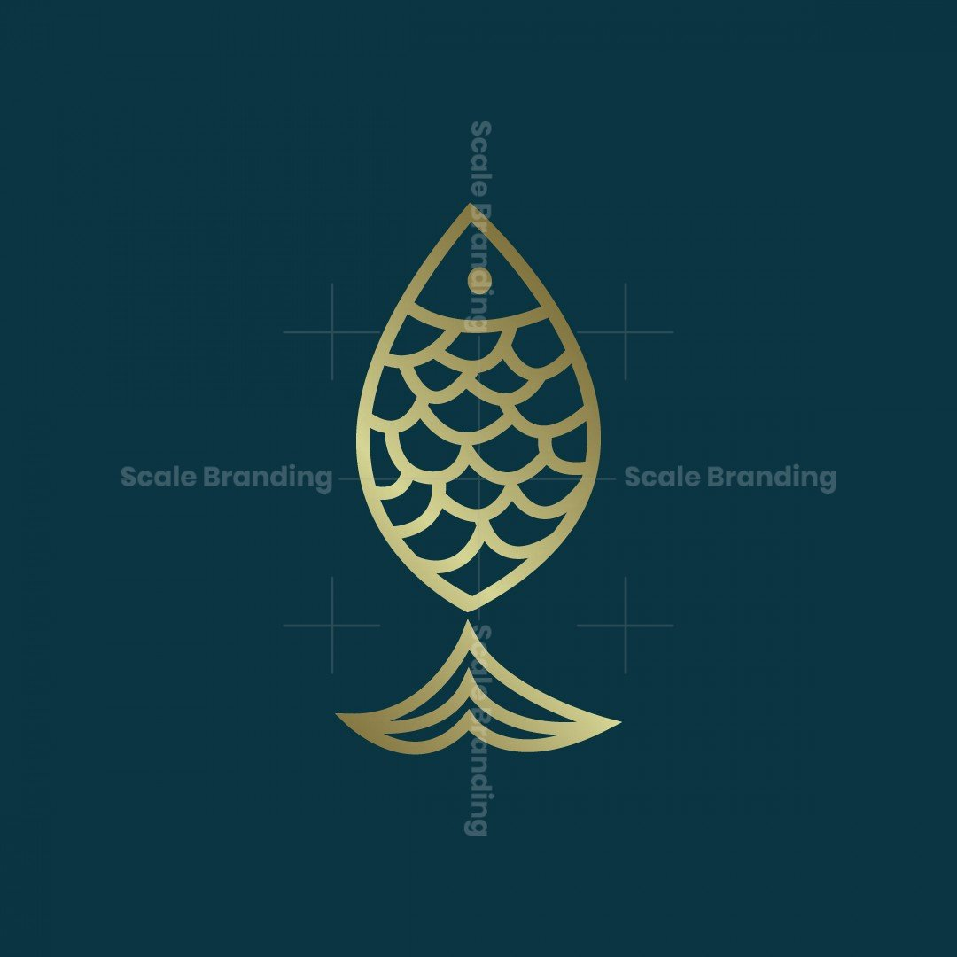 Beautiful Fish Logo