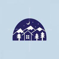 Night Real Estate Logo