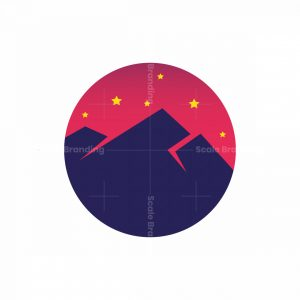 Nature Mountain Logo