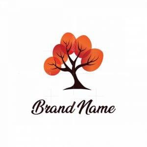 Red Orange Tree Logo