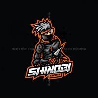 Shinobi Esport Mascot Logo