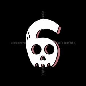 Six Skull Logo
