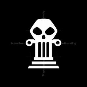 Skull Justice Logo