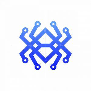 Spider Bot Logo
